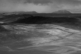 Günter Kozeny: Island; Schwefelfelder; Nähe Myvatn-See