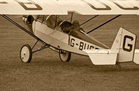 Günter Kozeny: Flugzeug Oldtimer