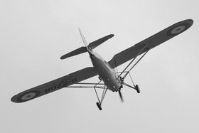 Günter Kozeny: Flugzeug Oldtimer, Morane-Saulnier