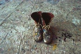 Günter Kozeny: Die Schuhe des Malers