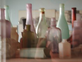 Günter Kozeny: Glassammlung