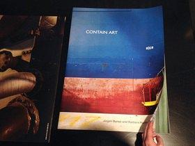 Hartmann / Banse: Contain Art - Foliant