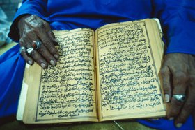 Horst A. Friedrichs: Pakistan Koran