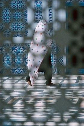 Horst A. Friedrichs: Sindh Pakistan Tempel