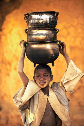 Horst A. Friedrichs: Africa, Mali, Niafunke