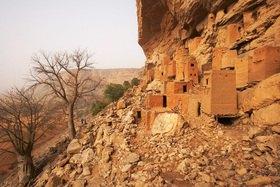 Horst A. Friedrichs: Africa Mali Dogon Country