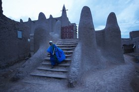 Horst A. Friedrichs: Africa Mali Djenne