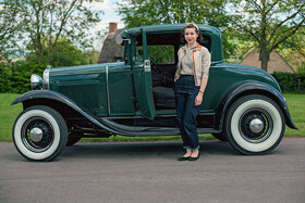 Horst A. Friedrichs: 1930 Ford Model A