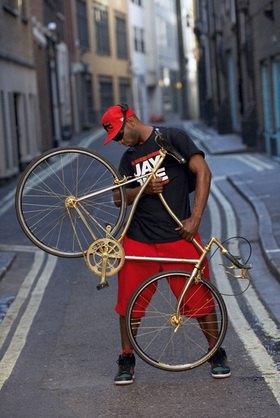 Horst A. Friedrichs: Cycle Style London