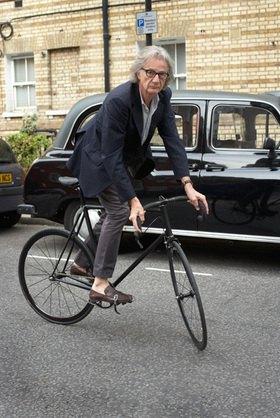 Horst A. Friedrichs: Cycle Style London, Sir Paul Smith