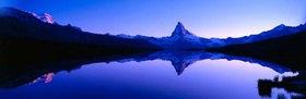 Look at the Matterhorn, Zermatt, canton Valais, Switzerland