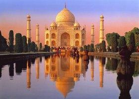 Taj Mahal, Agra, Uttar Pradesh, Indien