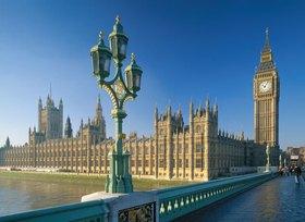 Big Ben and parliament, London, England, Great Britain