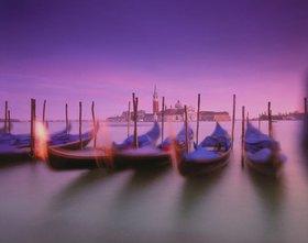 Blick auf die Insel San Giorgio Maggiore, Venedig, Venetien, Italien