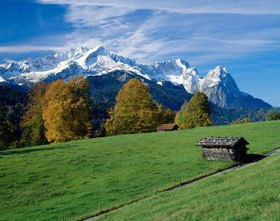 Pfeifferalm bei Garmisch-Partenkirchen