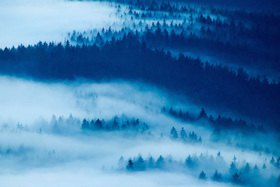 Southern Black Forest, Baden-Wurttemberg, Germany