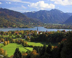 Bad Wiessee am Tegernsee