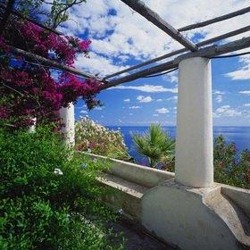 Isola Filicudi, Liparische Inseln, Äolische Inseln, Sizilien, Italien