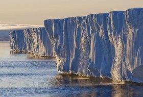 Glacier, Spitsbergen, Skandinavien, Svalbard, Norwegen