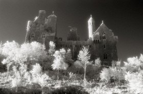 Dromore Castle,Kerry,Irland