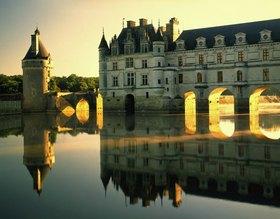 Château de Chenonceau, Loire, Centre, Frankreich