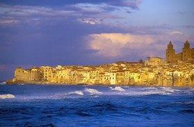 Cefal, Provinz Palermo, Sizilien, Italien