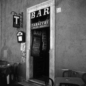 Bar, Tabacchi, Rom, Latium, Italien