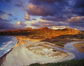 Ostriconi auf Korsika