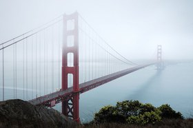 Golden Gate Bridge, San Francisco, Kalifornien, Vereinigte Staaten, USA