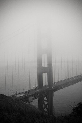 Golden Gate Bridge, San Francisco, Kalifornien, Vereinigte Staaten, USA
