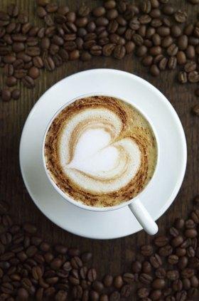Illycafe, Universita del Cafe, cappuccino, Triest, Friaul Julisch Venetien, Italien