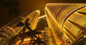 Petronas Twin Tower, Kuala Lumpur, Selangor, Malaysia