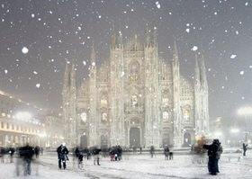 Mailänder Dom, Piazza Duomo, Mailand, Provinz Milano, Lombardei, Italien