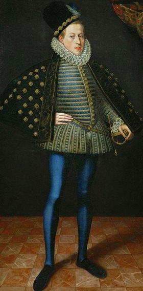 Frederick van Valckenborch: Erzherzog Matthias, später Kaiser Matthias
