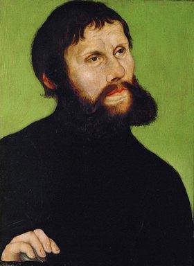 """Lucas Cranach d.Ä.: Martin Luther, als """"Junker Jörg"""""""