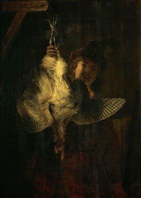 Rembrandt van Rijn: Der Rohrdommel-Jäger