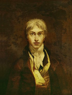 Joseph Mallord William Turner: William Turner, Selbstportrait. Gemälde