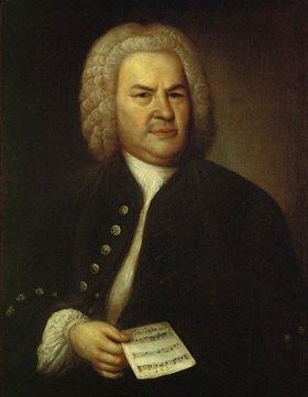 Haussmann Eliias Gottlob: Johann Sebastian Bach. Museum der Bildenden Künste, Leipzig