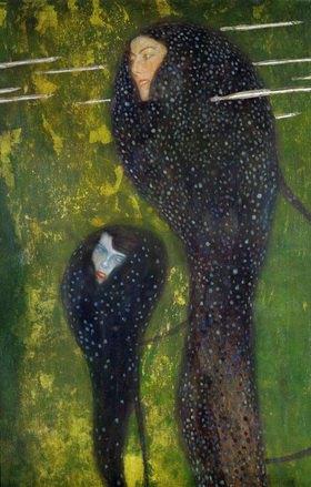 Gustav Klimt: Nixen - Silberfische