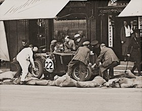 County Down Trophy Race. Ulster Automobile Club. Bangor, England. Photographie
