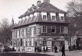 Bäckenhäusel in der Währingerstrasse in Wien