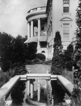 Prunkvolle Villa in Washington D. C. Photographie. Amerika