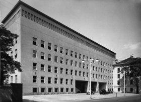 Wiener Funkhaus. Erbaut 1937-1939. Wien. Photographie