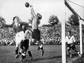 Fussball-Länderkampf Deutschland - Irland (3:1). Dortmund