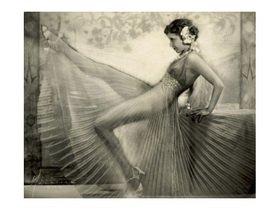Manassé: Die Tänzerin und Schauspielerin La Jana