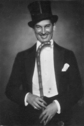 Madame d' Ora: Der französische Schauspieler und Sänger Maurice Chevalier