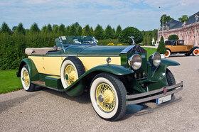 Rolls-Royce Springfield Phantom 1, Baujahr