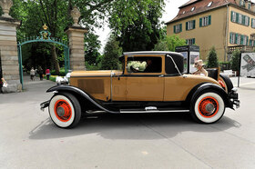 Buick Series 64 C Country Club Coupe, Baujahr