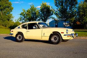 Triumph GT6 Plus, Baujahr