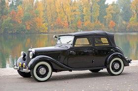 Mercedes 170D, Baujahr